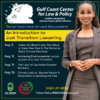 Just Transition Lawyering, Thursdays in August