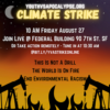 Youth vs Apocalypse: Divest CalSTRs from Fossil Fuel, August 27-28